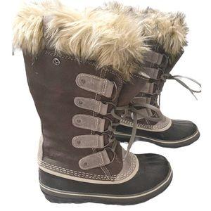 Sorel Joan of Arctic waterproof winter snow boots